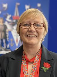 Councillor Kay Mitchell